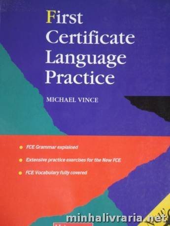 Key practice first pdf certificate with language
