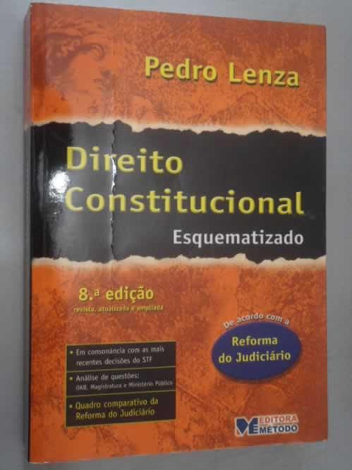 LENZA BAIXAR CONSTITUCIONAL PEDRO LIVRO