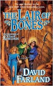 The Lair of Bones (the Runelords Book 4)
