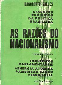 As Razoes do Nacionalismo