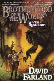 Brotherhood of the Wolf (the Runelords Book 2)