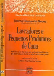Lavradores e Pequenos Produtores de Cana de Delma Pessanha Neves pela Zahar (1981)