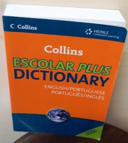Collins Escolar Plus Dictionary-english/portuguese - Portuguese/englis