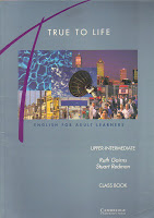 True to Life: Upper-intermediate - Class Book