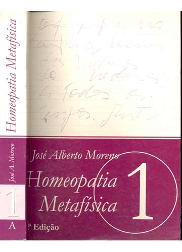 Homeopatia Metafísica Repertorizada 1
