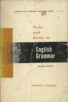 Tests and Drills in English Grammar
