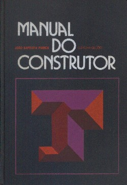 Manual do Construtor 6 volumes