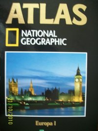 Atlas National Geographic - Europa I - Vol. 3