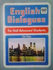 English Dialogues For Half Advanced Students