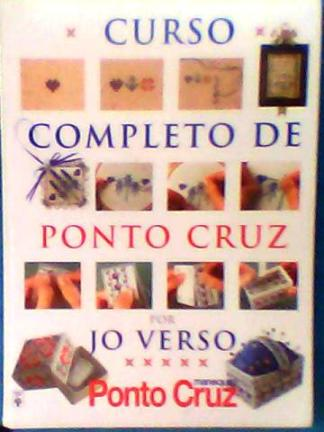Curso Completo de Ponto Cruz