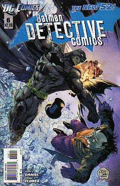 Batman Detective Comics 6
