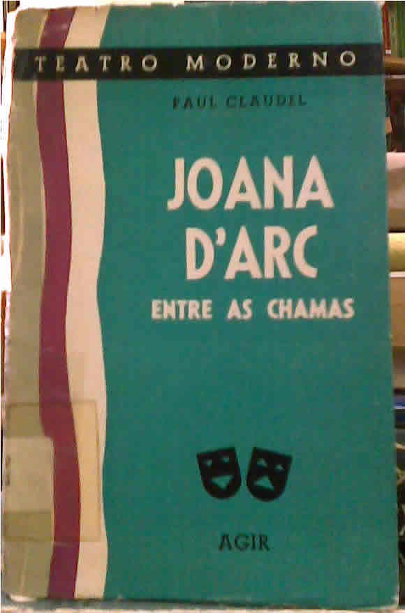 Joana Darc Entre as Chamas