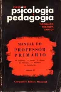 Manual do Professor Primário Vol:11