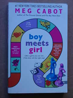 boy meets girl book meg cabot