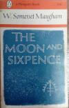 Livro the Moon and Sixpence