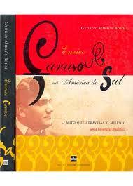 Enrico Caruso na América do Sul de Gyorgy Miklós Bohm pela Cultura Editores Associados (2001)