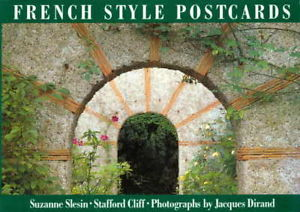 French Style Postcards