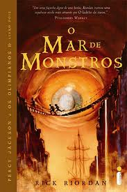 Vol 2 o Mar de Monstros Percy Jackson e os Olimpianos