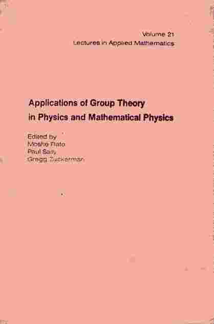 Applications of Group Theory in Physics and Mathematical Physics
