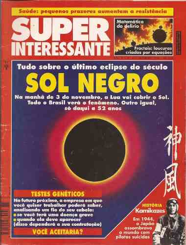 Super Interessante Out /1994 Sol Negro