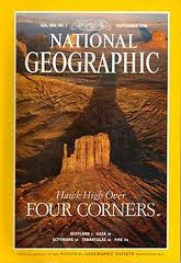 National Geographic  Four Corners - Hawk High Over