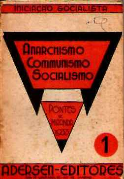 Anarchismo Communismo Socialismo