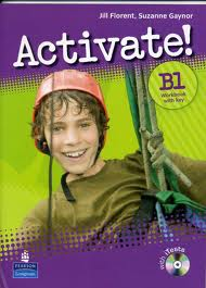 Activate! B1 - Workbook With Key (inclui Cd)