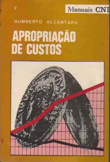 Manual de Apropriação de Custos