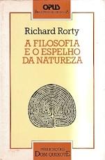 A Filosofia e o Espelho da Natureza
