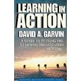 Learning in Action a Guide to Putting the Learning Organization to Wo