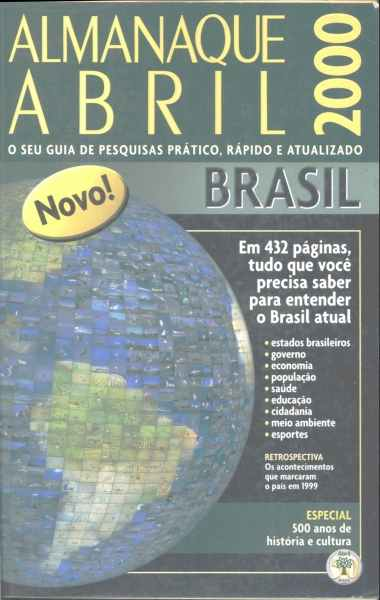 Almanaque Abril 2000