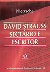 David Strauss Sectário e Escritor