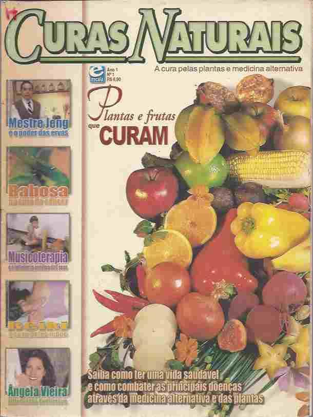 22b897740e6a8 Curas Naturais Plantas e Frutas Que Curam Nº 1