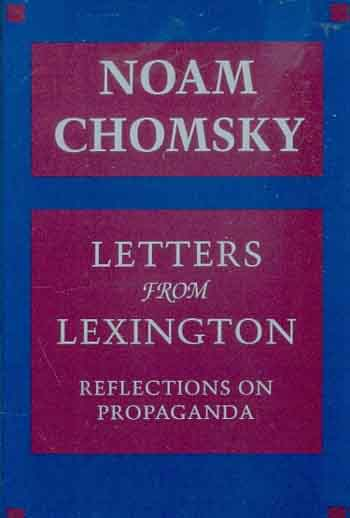 Letters From Lexington Reflections on Propaganda