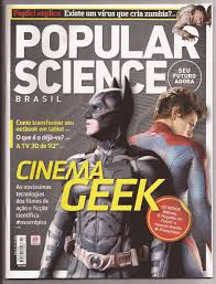 Popular Science Brasil Cinema Geek