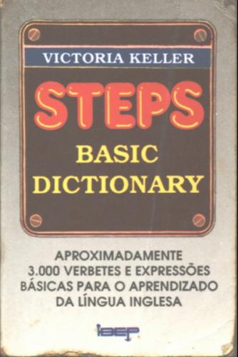 Steps - Basic Dictionary