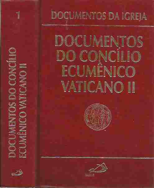 Documentos do Concílio Ecumênico Vaticano II (1962 - 1965)