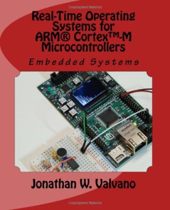 Real-time Operating Systems For Arm Cortex-m Microcontrolers