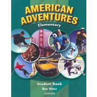 American Adventures      Elementary  / Student  Book