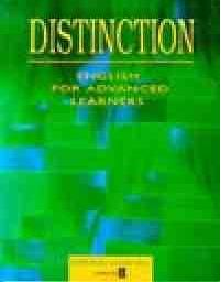 Distinction English For Advanced Learnes