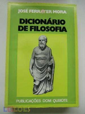 Ferrater mora diccionario de filosofia online dating
