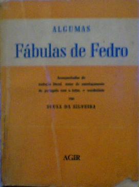Algumas Fábulas de Fedro