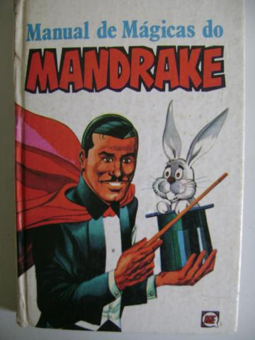 Manual de Mágicas do Mandrake