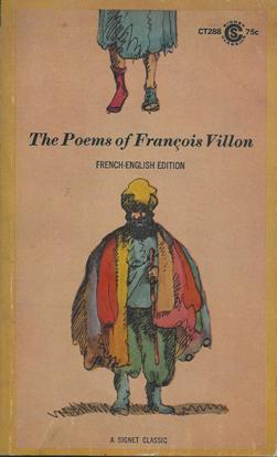 The Poems os François Villon ( French - English Edition )