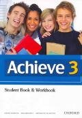 Achieve 3 Students Book and Workbook
