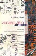 Vocabulario Juridico