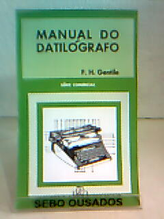 Manual do Datilógrafo