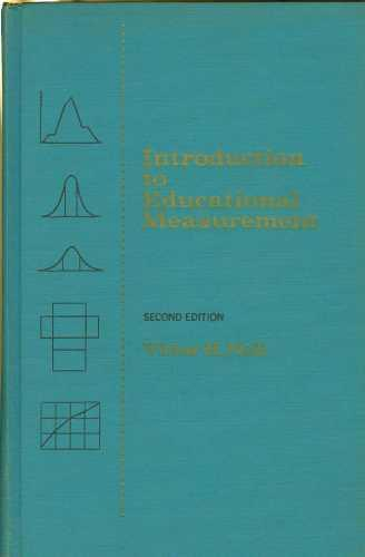 Introduction to Educational Measurement