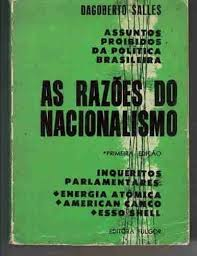 As Razões do Nacionalismo