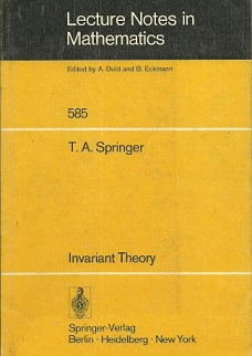 Invariant Theory